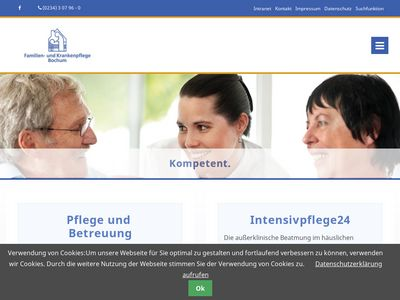 Familien- und Krankenpflege Bochum