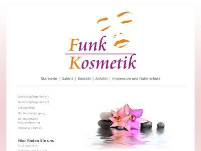 Funk Kosmetik - Falkensee