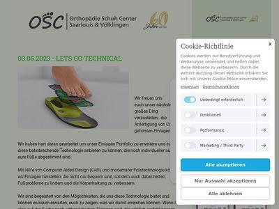 OSC Orthopädie Schuh Center Völklingen