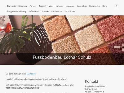 Fussbodenbau Lothar Schulz