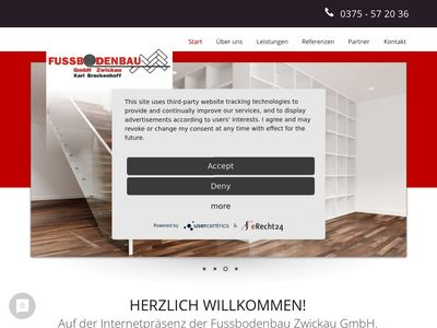 Fussbodenbau GmbH Zwickau Karl Brackenhoff