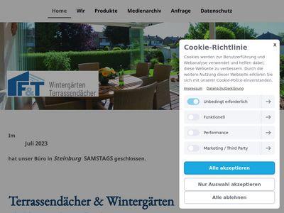 Fenster-Türen-Bauelemente GmbH