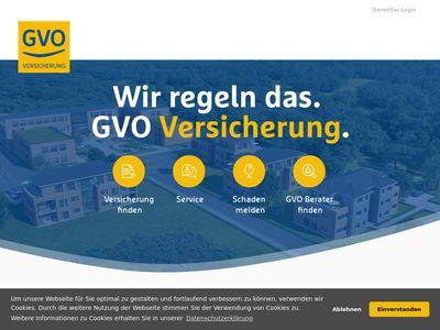 GVO Gegenseitigkeit Versicherung Oldenburg