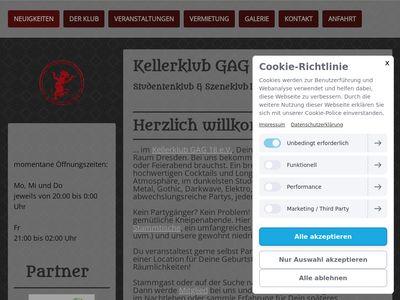 Kellerklub GAG 18 e.V.