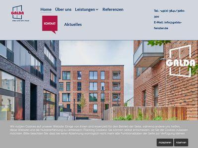 Galda Fenster- und Türenbau GmbH