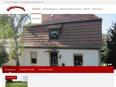Gallery Immobilien Gerda Deckert