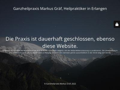 Ganzheilpraxis Markus Gräf, Heilpraktiker