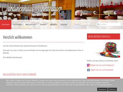 Gardinenhaus Scheithauer