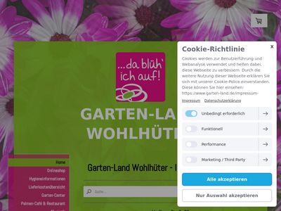 Garten-Land Wohlhüter OHG