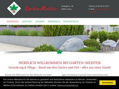 Garten Meister