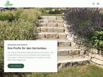 Gartenbau Uwe Scherer