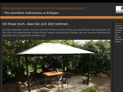 Ahrensburger Baumschulen GmbH