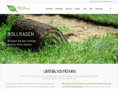 A- Z Garten und Landschaftspflege GmbH
