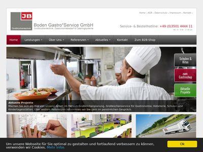 Boden Gastro-Service GmbH