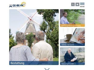 GEBEIN Bestattungsinstitut Gm…