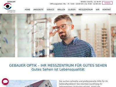 Gebauer Optik GmbH