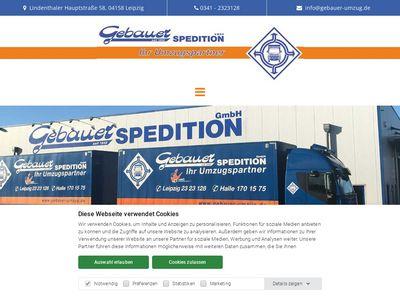 Gebauer Spedition GmbH