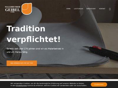 Malerbetrieb Geibel GmbH