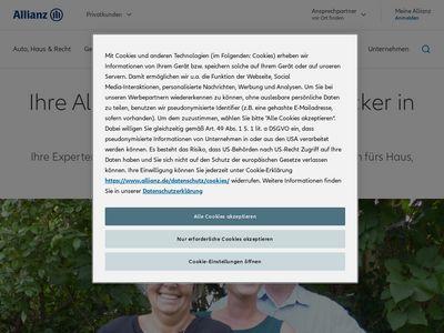 Allianz Hauptvertretung Diana Geishecker