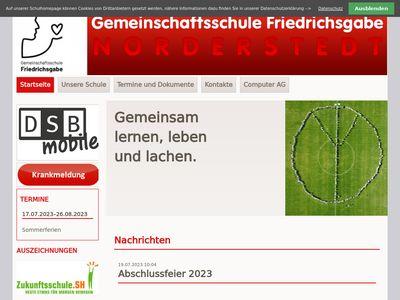 Realschule Friedrichsgabe