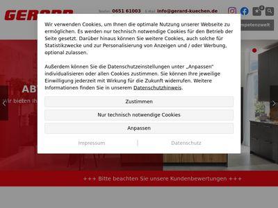 Gerard GmbH Küchen und mehr