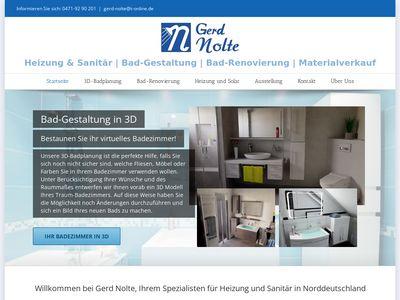 Nolte Gerd Inh. Robert Schumann