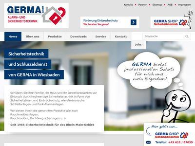 GERMA Alarm- und Sicherheitstechnik GmbH
