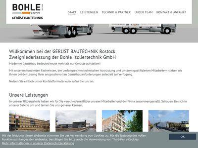 Gerüst Bautechnik Rostock GmbH