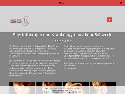 Sabine Adler Krankengymnastik-Praxis