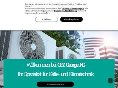 GFZ George KG Kälte- und Klimatechnik