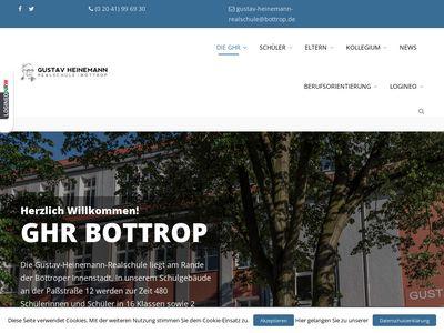 Gustav-Heinemann-Realschule Bottrop
