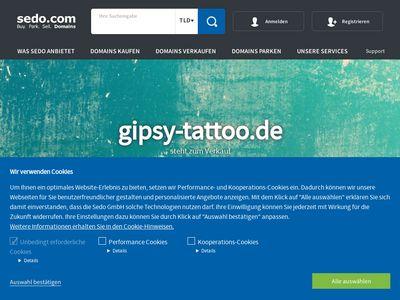 Gipsy-Tattoo