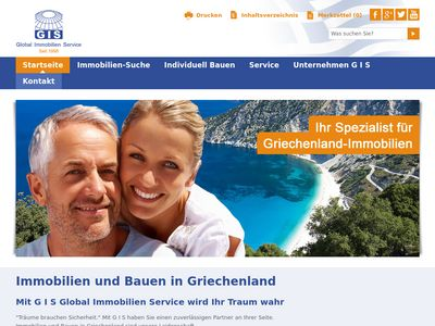 G I S Global Immobilien Service GmbH