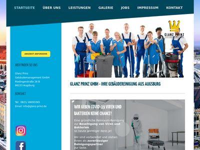 Glanz-Prinz Gebäudereinigung UG