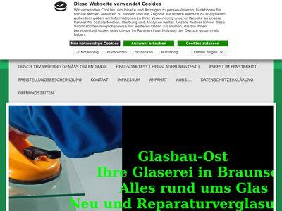 Glasbau - Ost GmbH Ihre Glaserei