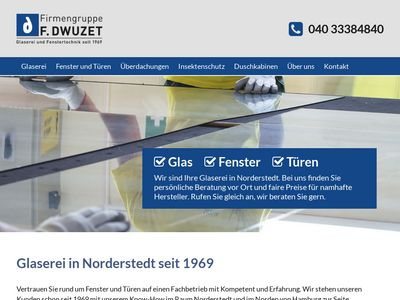 Dwuzet Frank Glaserei + Fenstertechnik