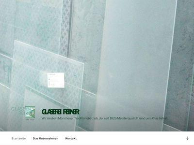 Glaserei Reiner GmbH