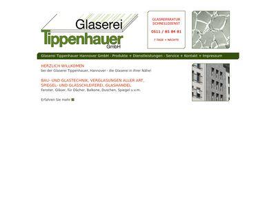 Glaserei Tippenhauer 24 Stunden Notdienst