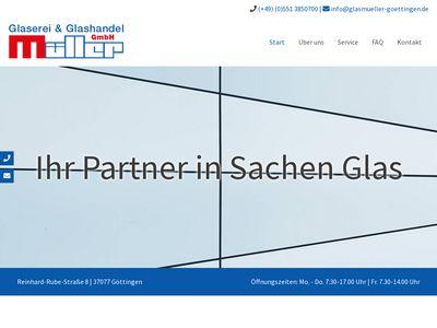 Glaserei und Glashandel Müller GmbH