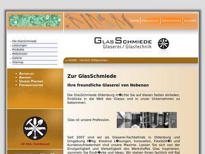GlasSchmiede-Oldenburg Glaserei