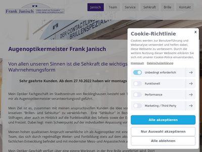 Frank Janisch Augenoptik