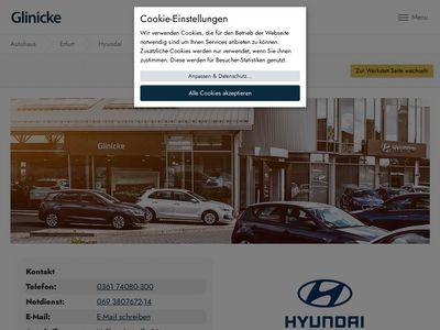 Hyundai Erfurt Glinicke