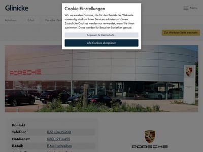 Porsche Zentrum Erfurt