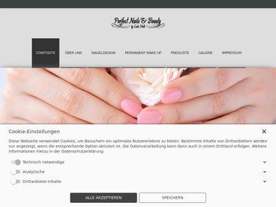 Perfect Nails by Gabi Heth
