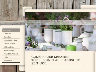Goderbauer Keramik & Ambiente