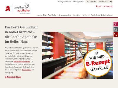 Goethe-Apotheke, Inh. Judith Kühlenthal