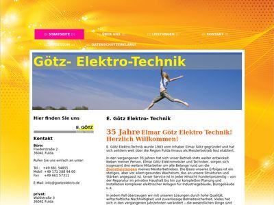 Rohr Rüdiger Elektrotechnik