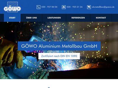 GÖWO Aluminium Metallbau GmbH