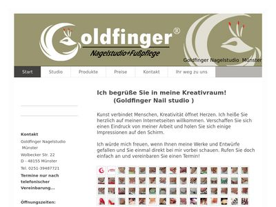Goldfinger Nagelstudio Münster