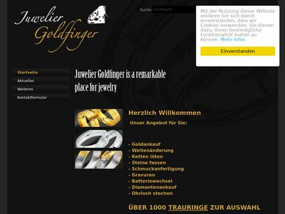 Juwelier Goldfinger